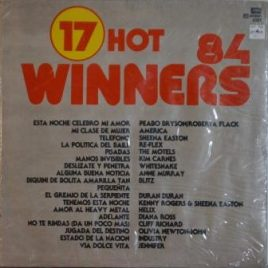 17 hot winners '84 (div.art.)