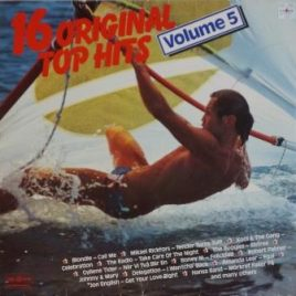 16 original top hits vol. 5 (div.art.)