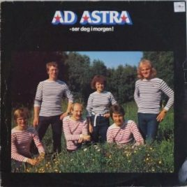 Ad Astra – Ser deg imorgen!