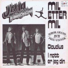 Jahn Teigen – Mil etter mil