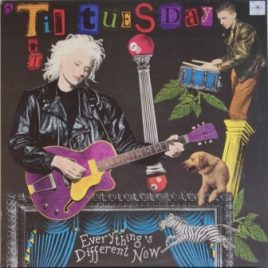 'Til Tuesday – Everything is different now