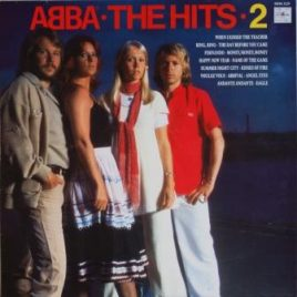 ABBA – The hits 2