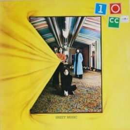 10CC – Sheet music