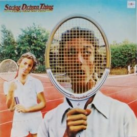 String Driven Thing – Please mind your head