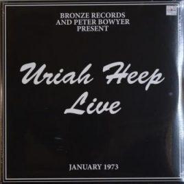 Uriah Heep – Live