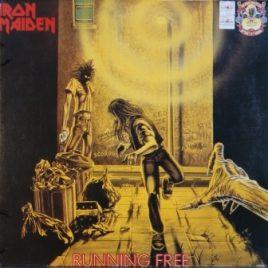 Iron Maiden – Running free