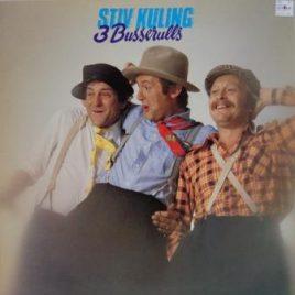 3 Busserulls – Stiv kuling