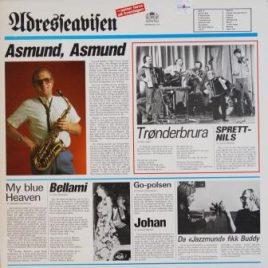 Adresseavisen – Asmund, Asmund