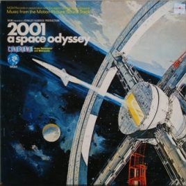 2001 A Space Odyssey (soundtrack)
