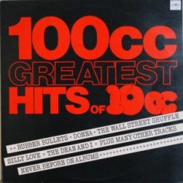 10CC – 100CC, Greatest hits of 10CC