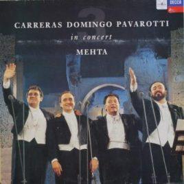 Zubin Mehta – Carreras, Domingo & Pavarotti in concert