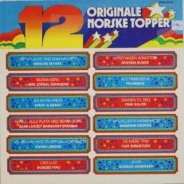12 originale norske topper