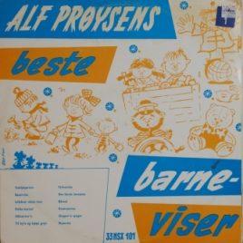 Alf Prøysen – Alf Prøysens beste barneviser