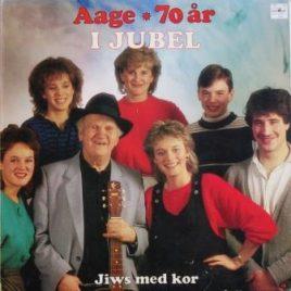 Aage Samuelsen – Aage 70 år, i jubel