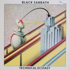 Black Sabbath – Technical ecstacy