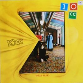 10CC – Sheet music