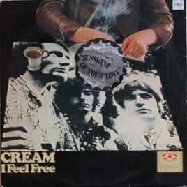 Cream – I feel free