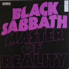 Black Sabbath – Master of reality