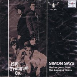 1910 Fruitgum Company – Simon says