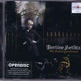 Bertine Zetlitz – My italian greyhound