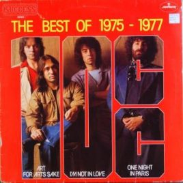 10CC – The best of 1975-1977